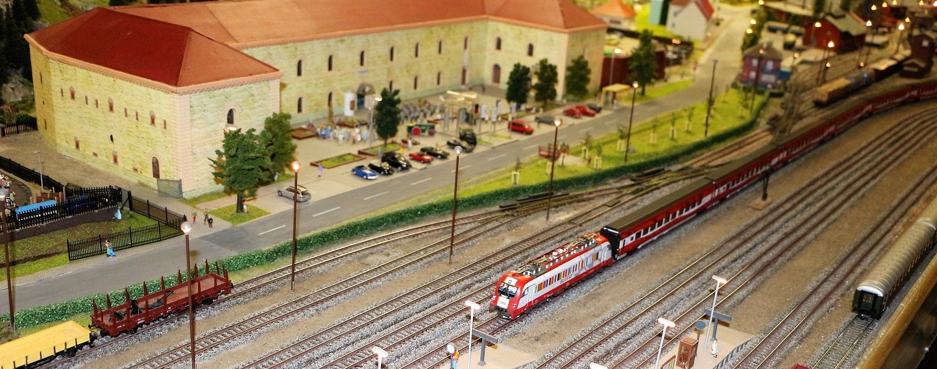 royston and district model railway club